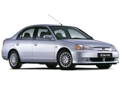 Honda Civic VII (ES) правый руль 2003-2006