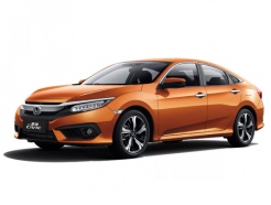 Honda Civic X (седан) 2016-2020