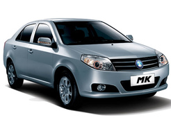 Geely MK I 2008-