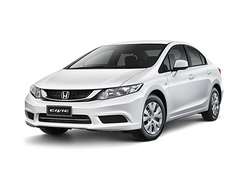 Honda Civic IX (седан) 2012-2016