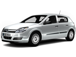 Opel Astra H 2004-2011