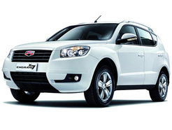 Geely Emgrand X7 2013 -