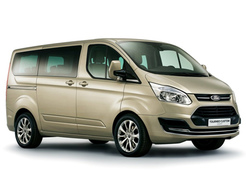 Ford Tourneo Custom 2012-