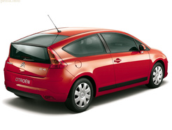 Citroen C4 coupe 2004-2008